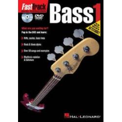 Fast Track Bass 1 DVD