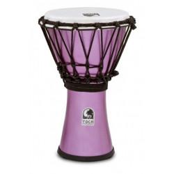 "Toca Djembe 7"" Freestyle Coloursound  Purple"