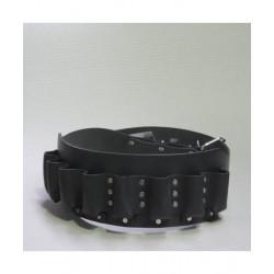 Harmonica Belt Leather CL11
