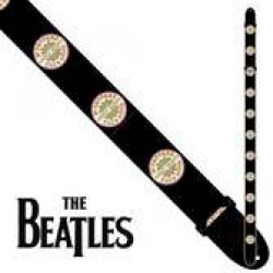Beatles Sgt Peppers Poly Guitar Strap by Perris