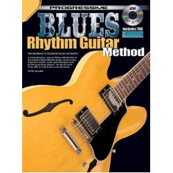 Progressive Blues Rhythm Guitar Method Includes Tab and CD