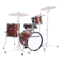 Ludwig Breakbeats 4 Piece Shell Pack Special Edition Mojave