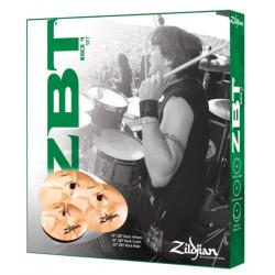 Zildjian ZBT4 Rock Cymbal Pack