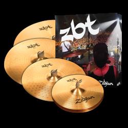 Zildjian ZBT 5-cymbal pack