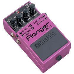Boss BF3 Flanger Guitar Effects Pedal