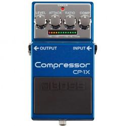 Boss CP1X Compressor Guitar Pedal