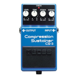 Boss CS3 Compression Sustain Guitar Pedal