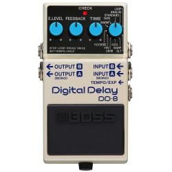 Boss DD8 Digital Delay Pedal