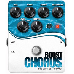 Tech21 NYC Boost Chorus