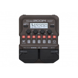 Zoom A1 Four Acoustic Multi-Effects Processor