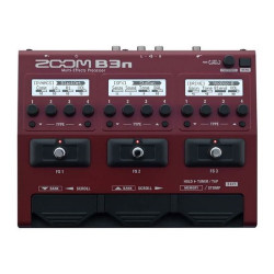 Zoom B3n Multi Effects Processor for Bass