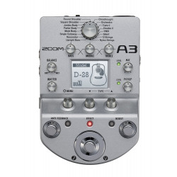 Zoom A3 Acoustic Guitar Effects