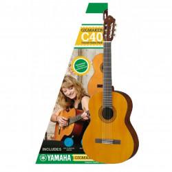 Yamaha C40 Classical Nylon String Gigmaker Pack