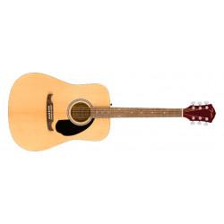 Fender FA125 acoustic guitar w/gigbag