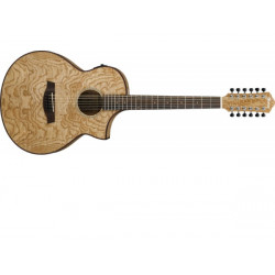 Ibanez AEW4012AS NT 12 String Acoustic Electric Artwood Exotic Guitar