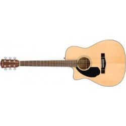 Fender Acoustic Electric Left Handed Guitar CC-60SCE
