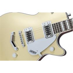 Gretsch Electromatic Jet Pro Jet G5220 Filter'Tron Blacktop Broad'Tron electric guitar