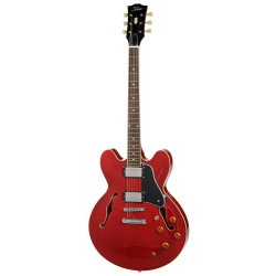 Tokai Legacy 335 Style Electric Guitar Cherry Red