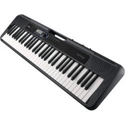 Casio Casiotone CTS300 61-Key Keyboard Black