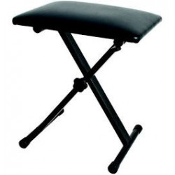 Xtreme KT139 Height Adjustable Keyboard Piano Stool