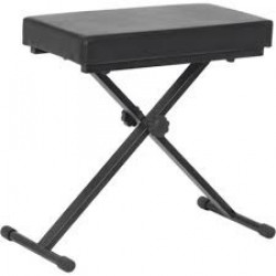 Xtreme KT140 Height Adjustable Pro Keyboard Piano Stool