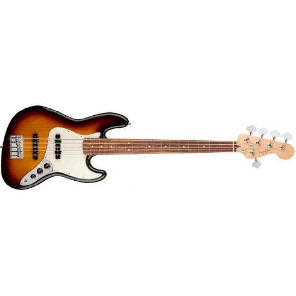 Fender Player Jazz Bass 5 String VPF 3TS