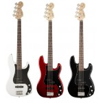 Fender Squier Affinity Pecision PJ bass