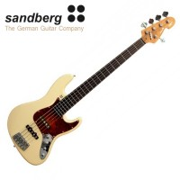 Sanberg California TT Bass (High Gloss Creme)