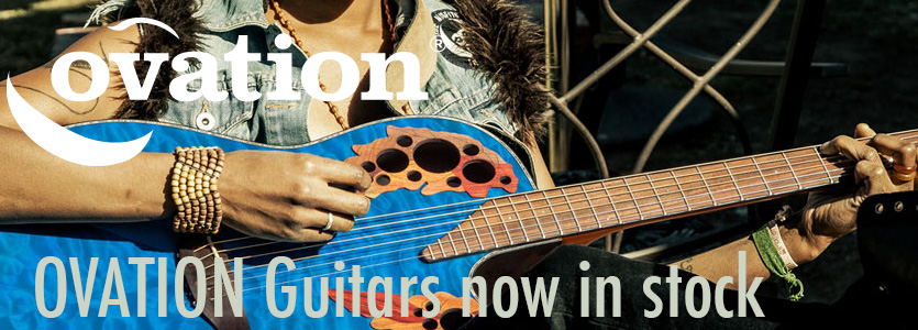 ovation-guitars