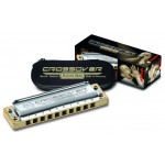 Hohner Marine Band Crossover Harmonica in the Key of D