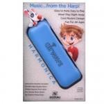Suzuki Airwave Harmonica AW-1 Blue