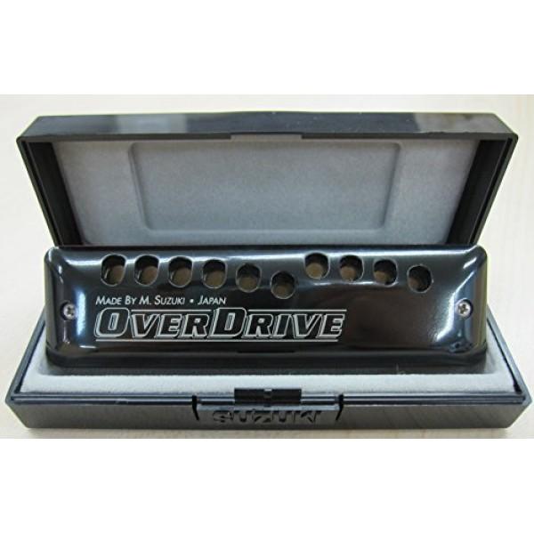 Suzuki Overdrive Harmonica MR-300