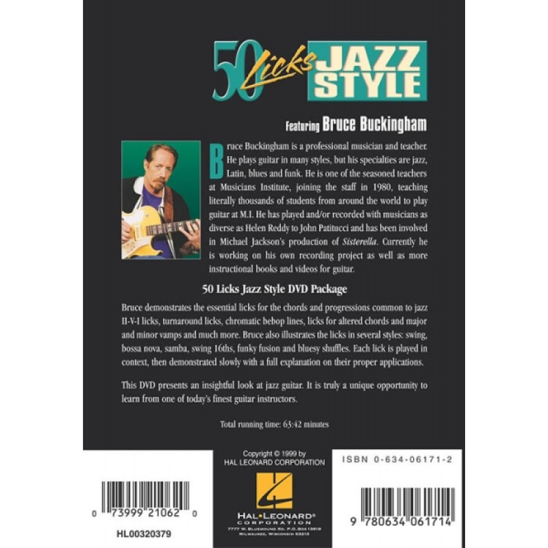 50 jazz guitar licks pdf