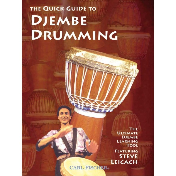 Djembe Drumming the Quick Guide to DVD