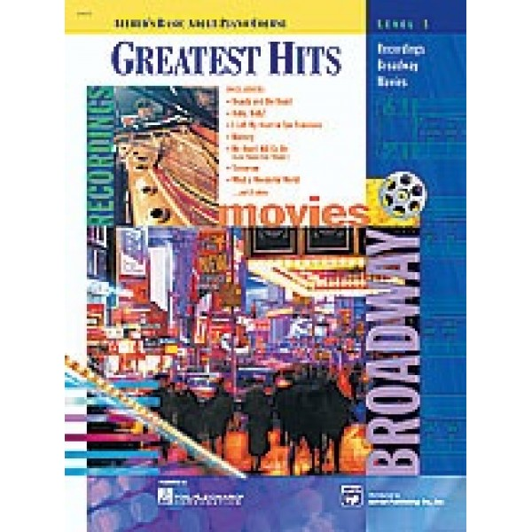ABAPC Greatest Hits Level 1 Book and CD