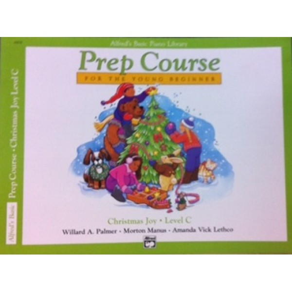 ABPL Prep Course Christmas Joy Level C