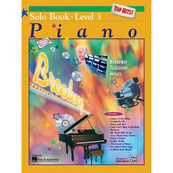 ABPL Solo Book Level 3 Book and CD