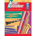 Accent On Achievement Bk2 Baritone BC Interactive CD