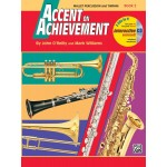 Accent On Achievement Bk2 Mallet Percussion and Timpani Interactive 2CDs