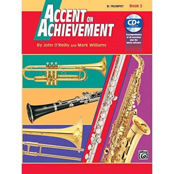 Accent On Achievement Bk2 Bb Trumpet BCD