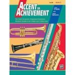 Accent On Achievement Bk3 Flute