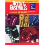 Accent on Ensembles Book 2 Mallet Percussion