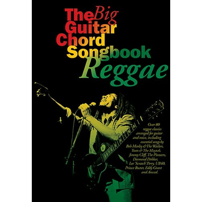 The Big Guitar Chord Songbook Reggae