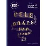 AMEB Manual of Syllabuses 2018