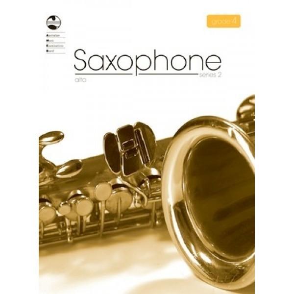 AMEB Alto Saxophone Series 2 Grade 4 Examination Book