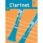 AMEB Clarinet Series 2 Grade 1 Examination Book