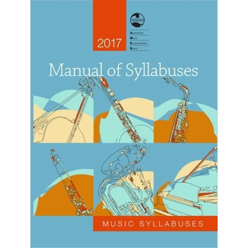 Ameb Manual Of Syllabuses 2017