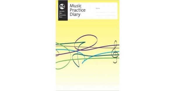 music practice journal template