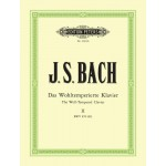Bach J S Das Wohltemperierte Klavier Book 2(Preludes and Fugues)