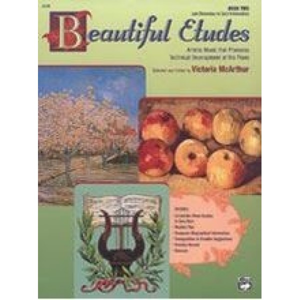 Beautiful Etudes Book Two